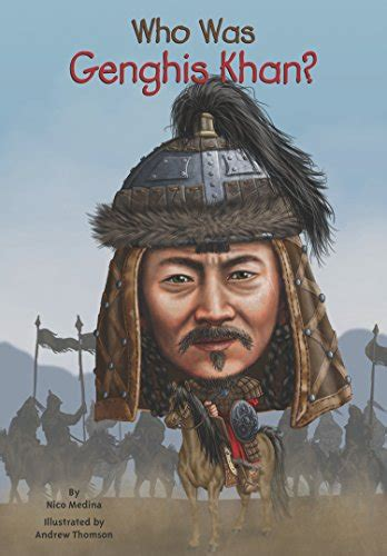 genghis khan new world encyclopedia who was is series new and used books from thrift books