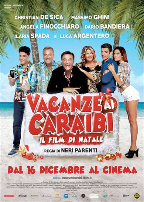 film spesial natal di global tv vacanze ai caraibi il film di natale 2015 mymovies it