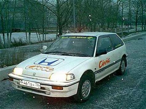 auto body repair training 1991 honda civic electronic throttle control 1989 honda civic photos 1 6 gasoline ff manual for sale