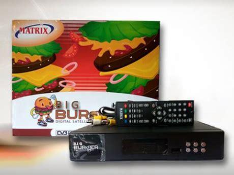 Harga Matrix Terbaru harga promo terbaru receiver matrix big buger new