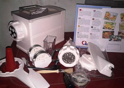 mega gemilang trading pasta maker  oxone bisa
