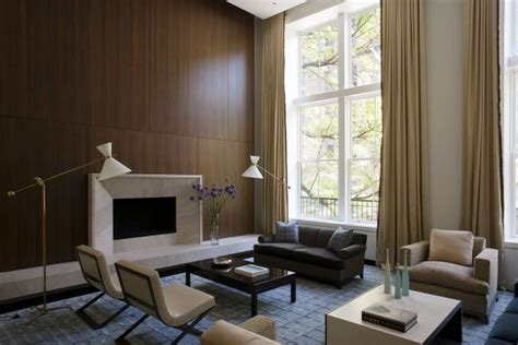 living room with wood paneling choose wood accent walls for a warm and eye catching d 233 cor