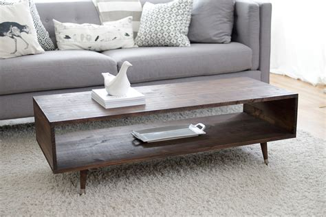 make your own table build your own coffee table home design