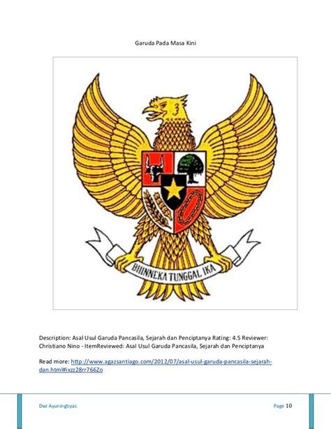 Tongsis Dan Gambar Nya makna gambar burung garuda pancasila gambar v