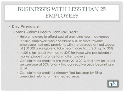 section 4980h summary of coverage provisions in the affordable care act