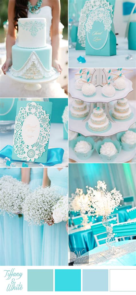 awesome ideas for your blue themed wedding