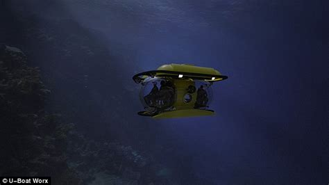 u boat maximum dive depth new tourist submarines capable of diving to a record 3