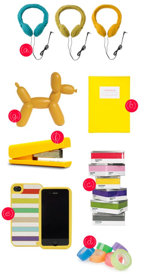 colorful office supplies colorful office supplies design for mankind