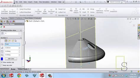 solidworks tutorial on youtube solidworks tutorial klein bottle youtube