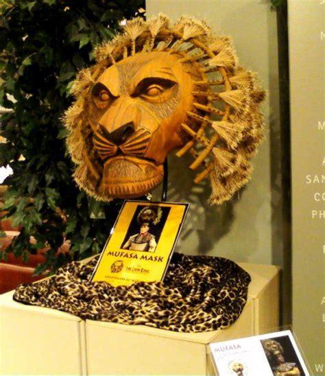 Masker Zulu king broadway mufasa mask exif king zulu masks