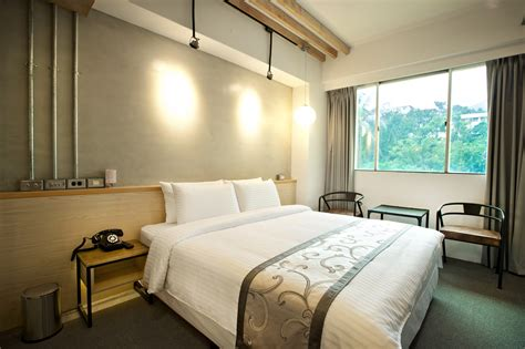 xinbeitou room onsen place floor 溫旅岩湯設計套房 taipei hotel atami hotel near xinbeitou mrt station