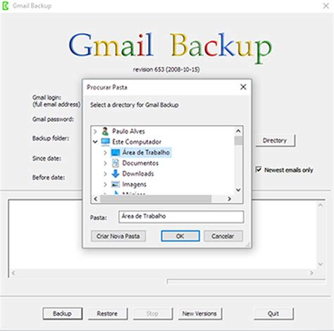 gmail backup gmail backup download techtudo