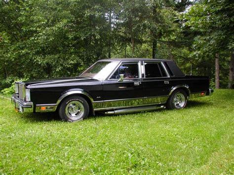 84 lincoln town car mattkoepke 1984 lincoln town car specs photos