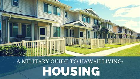 hawaii army base housing pcsing to hawaii military guide to hawaii living housing oahu spine rehab