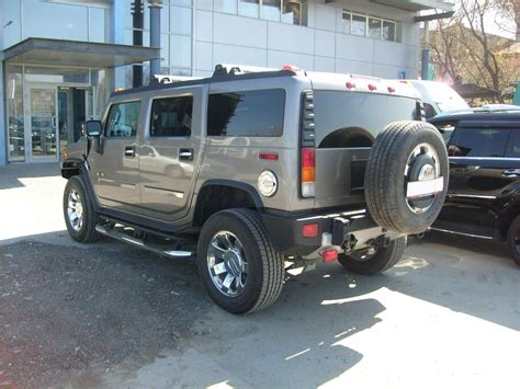 hummer for sale 2008 hummer h2 for sale 6200cc gasoline automatic for sale