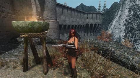 gwelda armor mod skyrim gwelda armor pack dawnguard soldiers replacer unp at