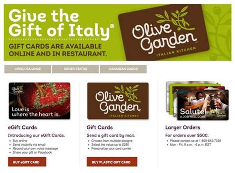 Olive Garden Gift Card Where Can You Use - news you can use 50 off sheraton 20 off cable tv 10 off olive garden new