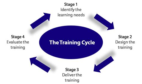 design brief nedir mourne training services the training cycle explained