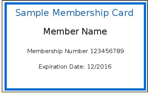 Membership Card Template Doc by Membership Card 00 Card Membership 0 00 Nasbastore