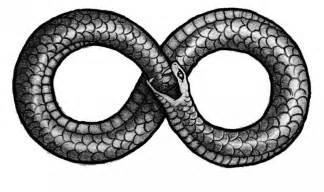 Infinity Snake Meaning Ouroboros The Infinity Symbol Mythologian Net