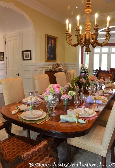 beautiful tables marie s beautiful spring easter table setting