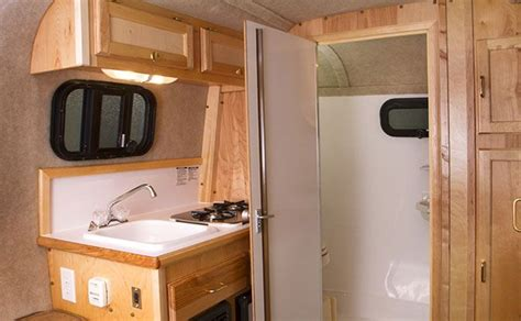 travel trailer without bathroom 13 light weight travel trailers with deluxe interiors