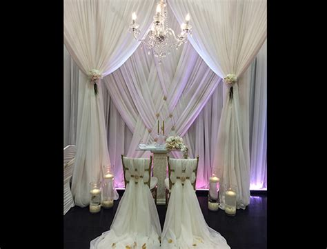 lgm montreal wedding decorations