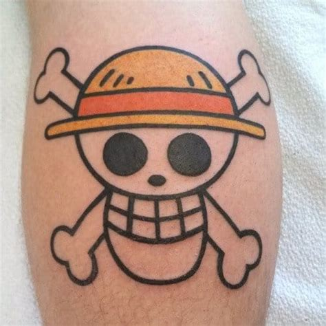 one piece tattoo tumblr 35 awesome one piece tattoos for the straw hat pirates