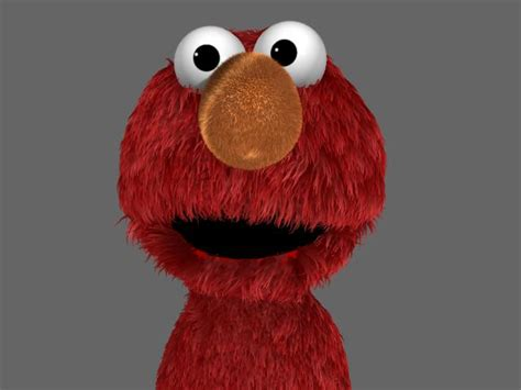 painting elmo fur ozerfx