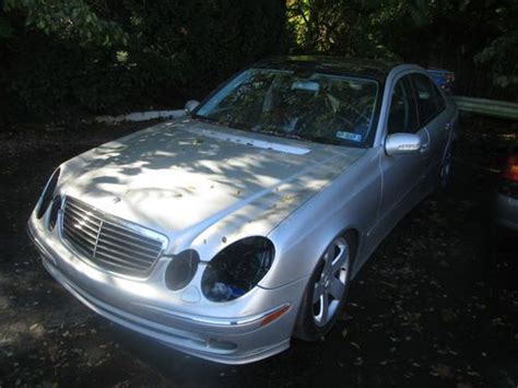 books on how cars work 2005 mercedes benz m class security system buy used 2005 mercedes benz e320 4matic needs work basically a parts car in mount holly new