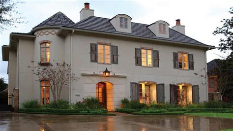 chateau style house plans style house exterior chateau architecture provincial style house plans