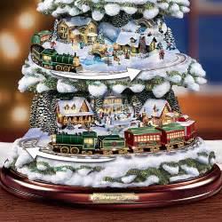 thomas kinkade christmas trees comfy christmas