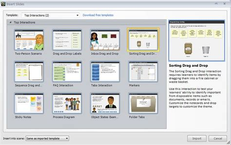 elearning heroes templates top elearning template interactions for storyline 1