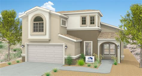 100 zia homes floor plans saratoga homes el paso