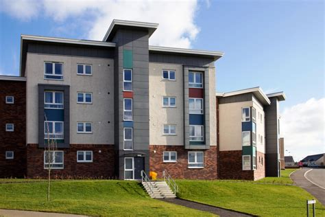 oliver robb architects affordable housing dunfermline