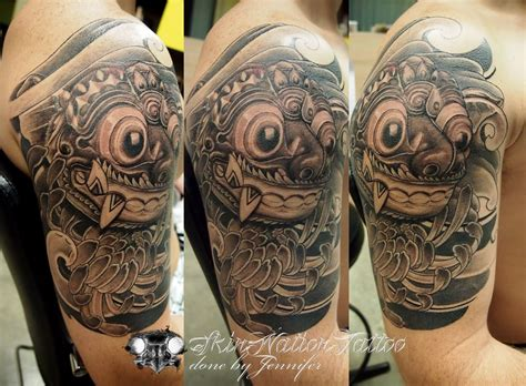 balinese tattoo designs 9 most popular barong designs