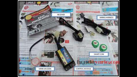 Alarm Motor Vario Techno cara pasang alarm motor brt smart key di honda vario techno 125 pgm fi