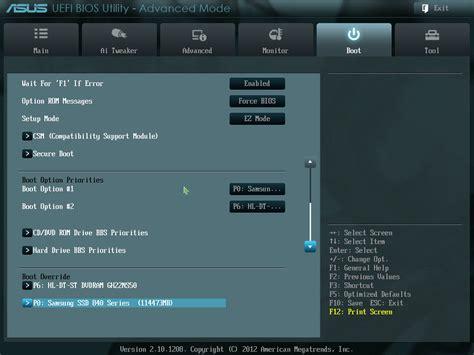 Laptop Asus Boot Menu 點樣先可以重新安裝windows 10 windows 系統及軟件q a 香港討論區 discuss hk 香討 香港 no 1