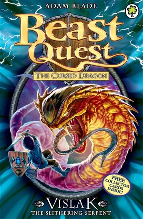 the beast of ten books beast quest series 14 80 vislak the slithering serpent