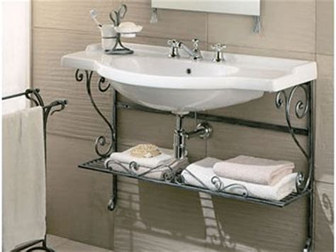 mobili bagno ferro battuto mobili da bagno in ferro battuto arredo bagno in