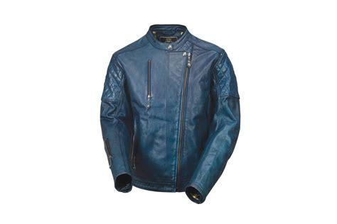 roland sands cafe racer jacket roland sands clash blue steel le jacket