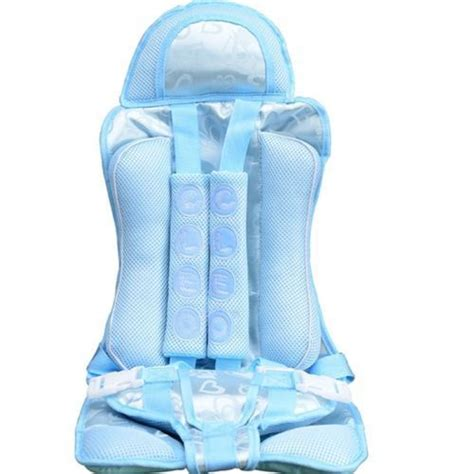 Safety Baby Seat Cushion Belt portable high quality infant child safety baby car seat