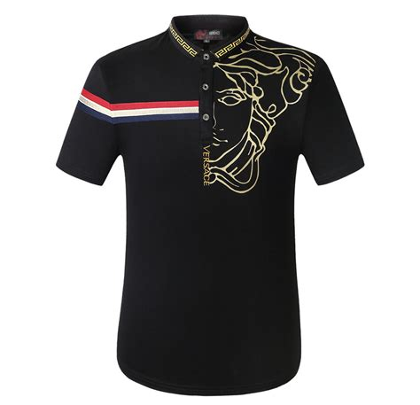 Versace Shirt versace t shirts for 487349 25 50 wholesale replica