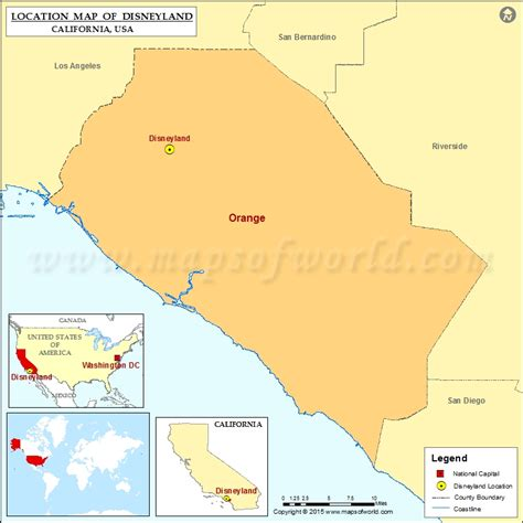 map of usa showing disney world disneyland map disneyland theme park in anaheim california