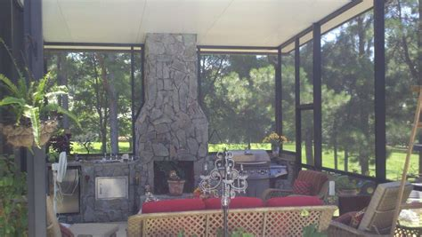 screened outdoor room screen rooms tallahassee tallahassee outdoor kitchen