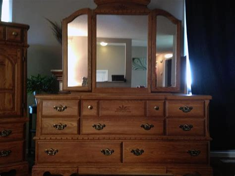 palliser bedroom furniture palliser solid oak 5 bedroom set 1250 obo