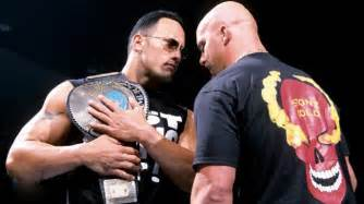 Steve Vs The Rock Wrestlemania Rewind Wrestlemania Xv Cold Steve