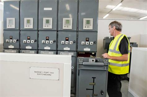 high voltage switching newcastle senior authorised person safe switching operation of