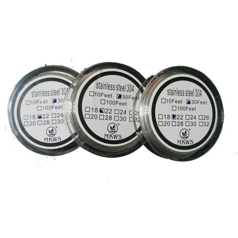 Stainless Steel 304 Wire 26 Awg Ss Kawat Not Kanthal For Vaporizer 1 stainless steel 304 wire 30 planet of the vapes