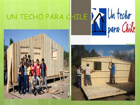 un techo para chile necesidades e intituciones sociales ppt descargar